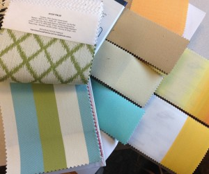 Large Fabric Assortment