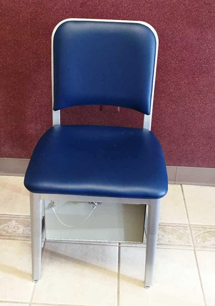 Submarine Chair