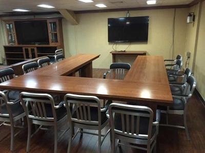 USS Kearsarge Wardroom