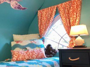 queen size bed interior designs